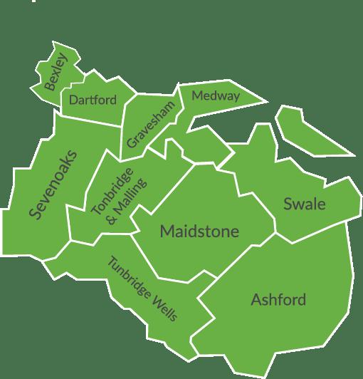 Covering Kent & London