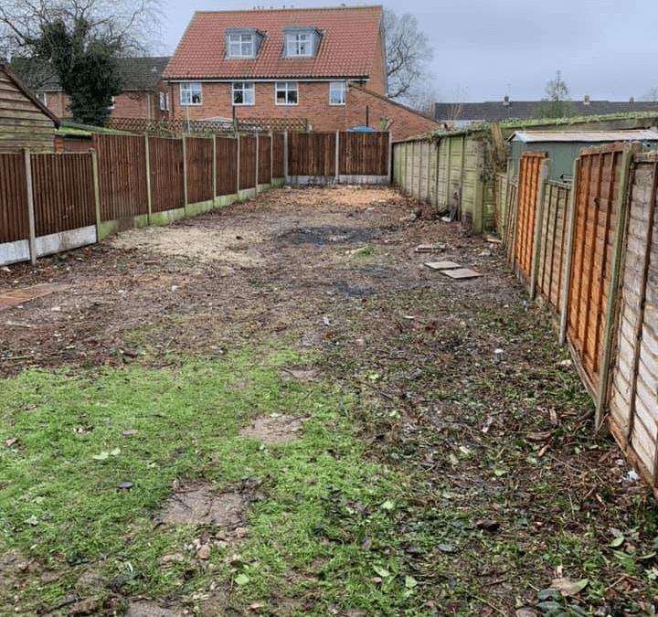 Garden Clearance, Walderslade Kent