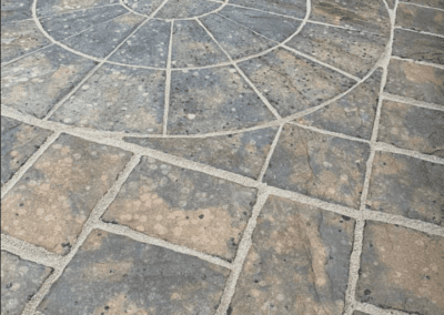 Patio repoint in Chatham Kent